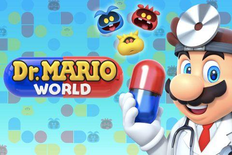 dr mario world nintendo mobile Dr. Mario World