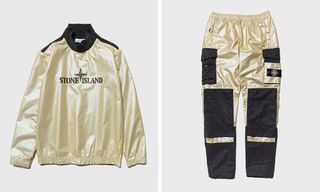 Stone Island's Iridescent Collection Is Now on Sale