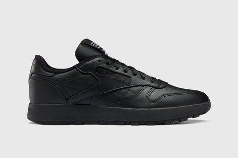 "Classic Leather Tabi ""Black"""