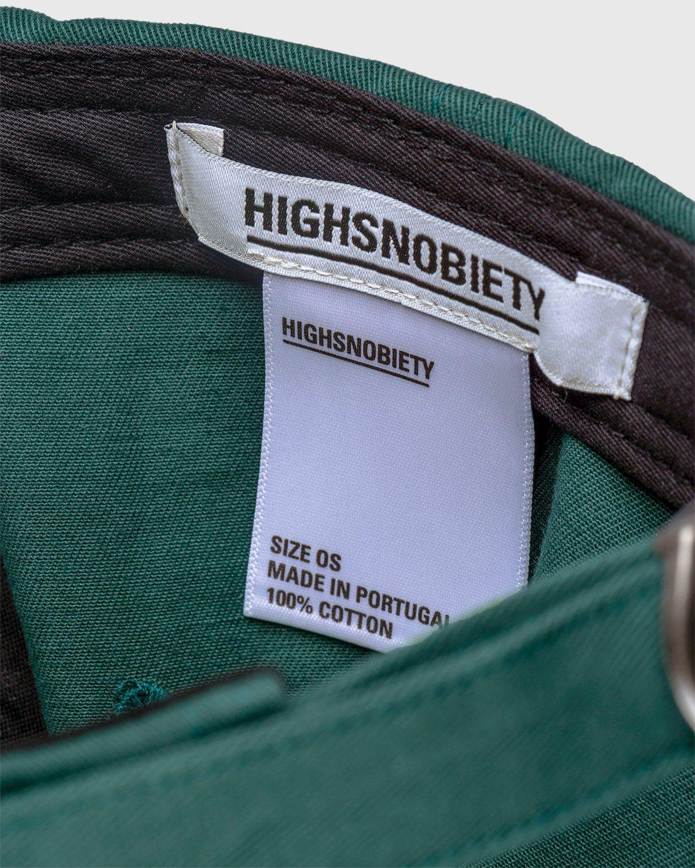 Highsnobiety — Not In Paris 3 x Café De Flore Cap Green - Image 6