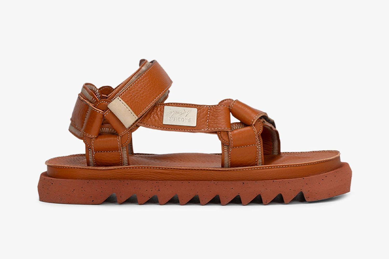 Suicoke DEPA-Cab Leather Sandals