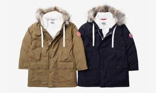 nanamica & Woolrich's Latest Collab Puts the C in Cozy