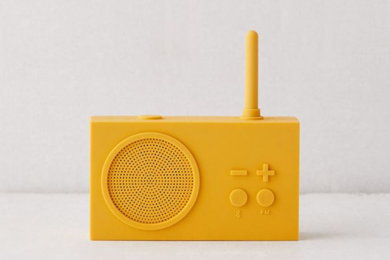 Tykho 3 FM Radio Bluetooth Speaker