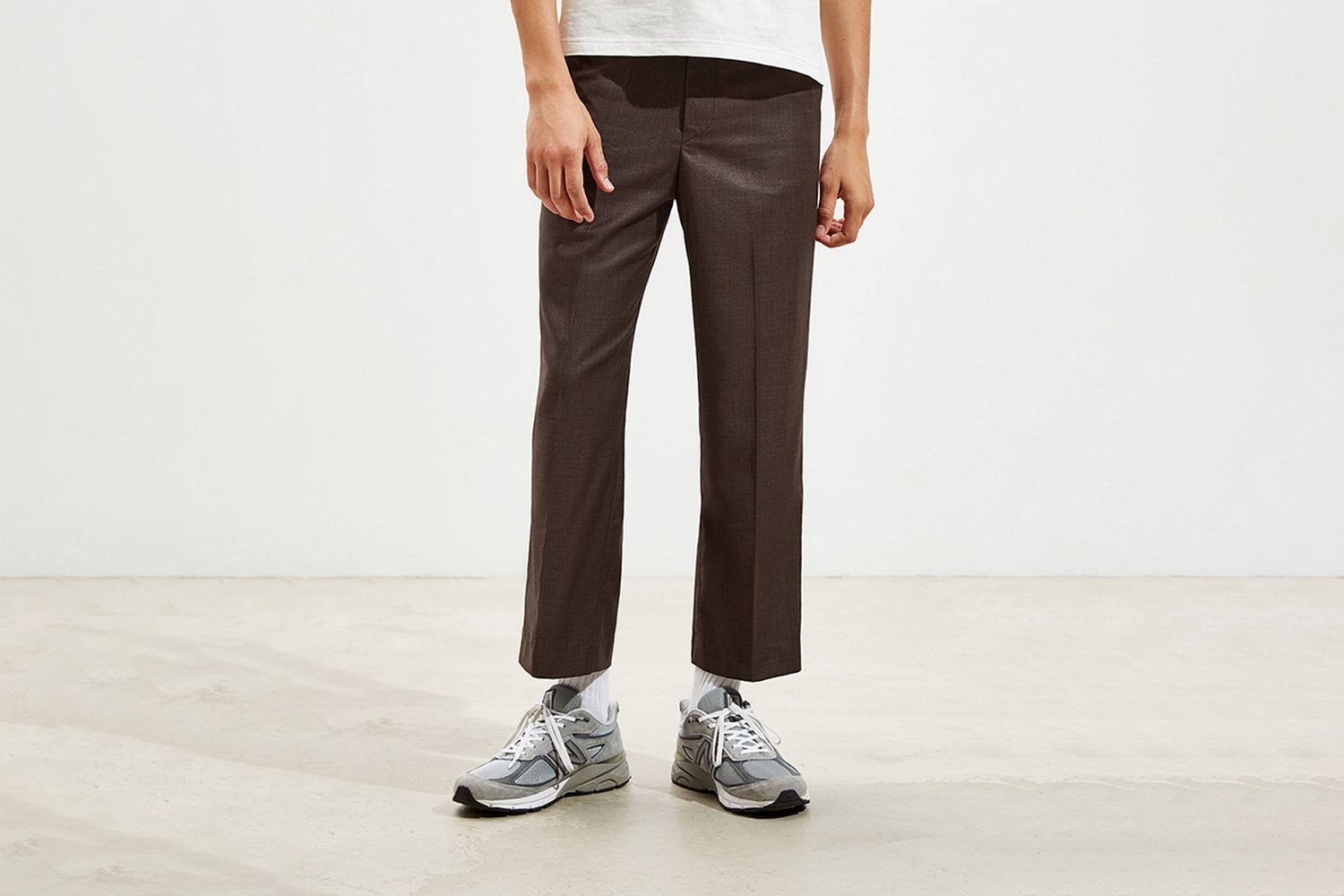 Tailored Relaxed Suit Pant
