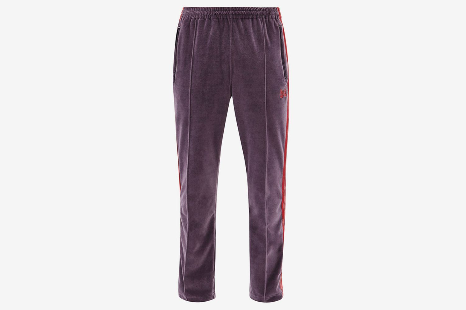 Butterfly Velour Track Pants