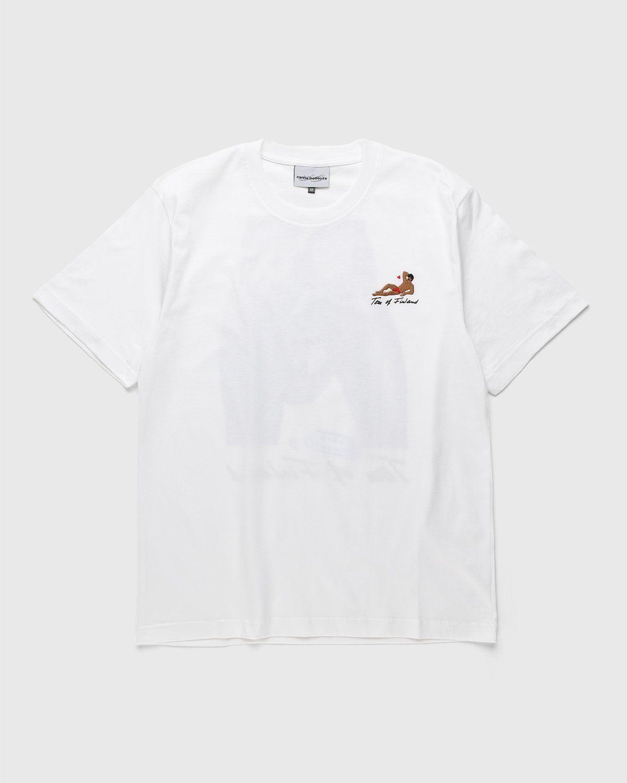 Carne Bollente – Gays Of Wonder T-Shirt White - Image 2