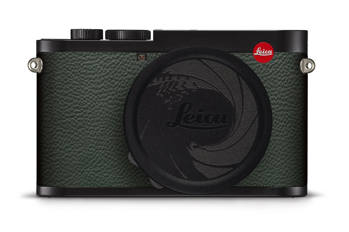 Leica's Q2 Camera Is Still James Bond's Weapon of Choice