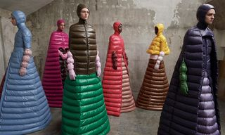 Moncler Taps Pierpaolo Piccioli for Latest Genius Collaboration