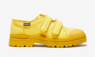 Jacquemus' Canvas Gadjo Trainer Is for Smarter Summer 'Fits