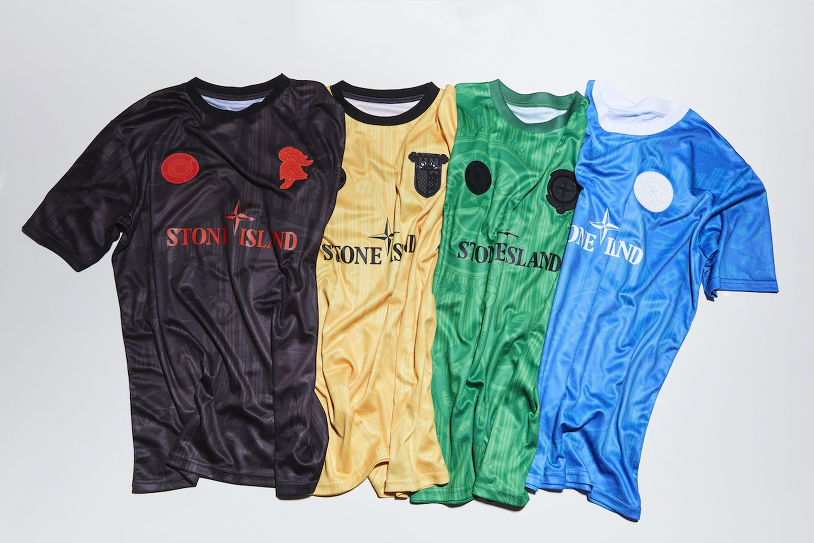 Stone Island Chinatown Invitational Soccer Jerseys