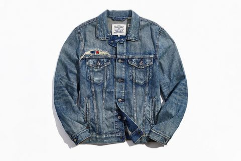 Type 2 Denim Trucker Jacket