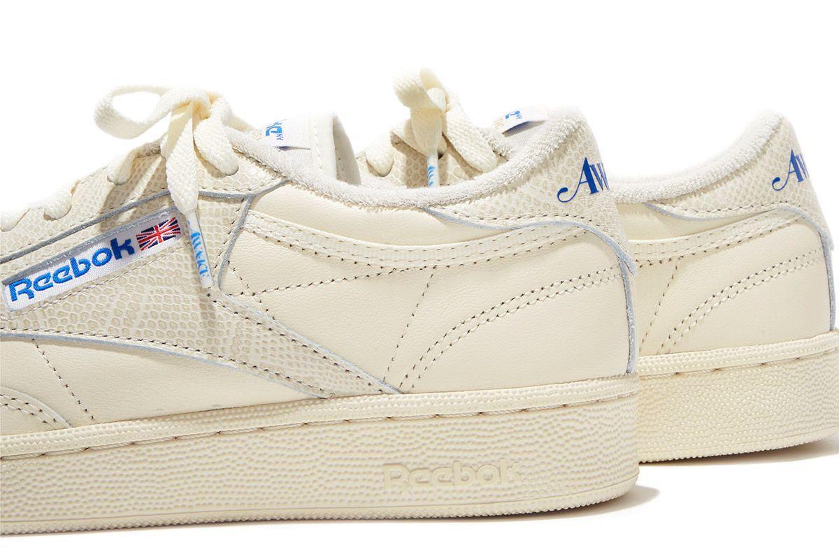Awake NY's New Reebok Collab Is a Nod to Sneaker Historian Gary Warnett 20