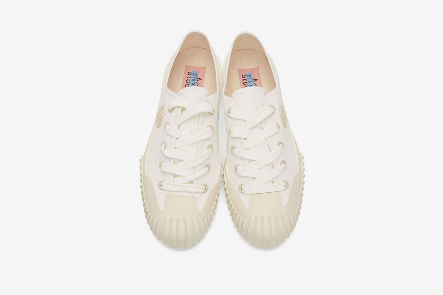 Blå Konst Tennis Sneakers