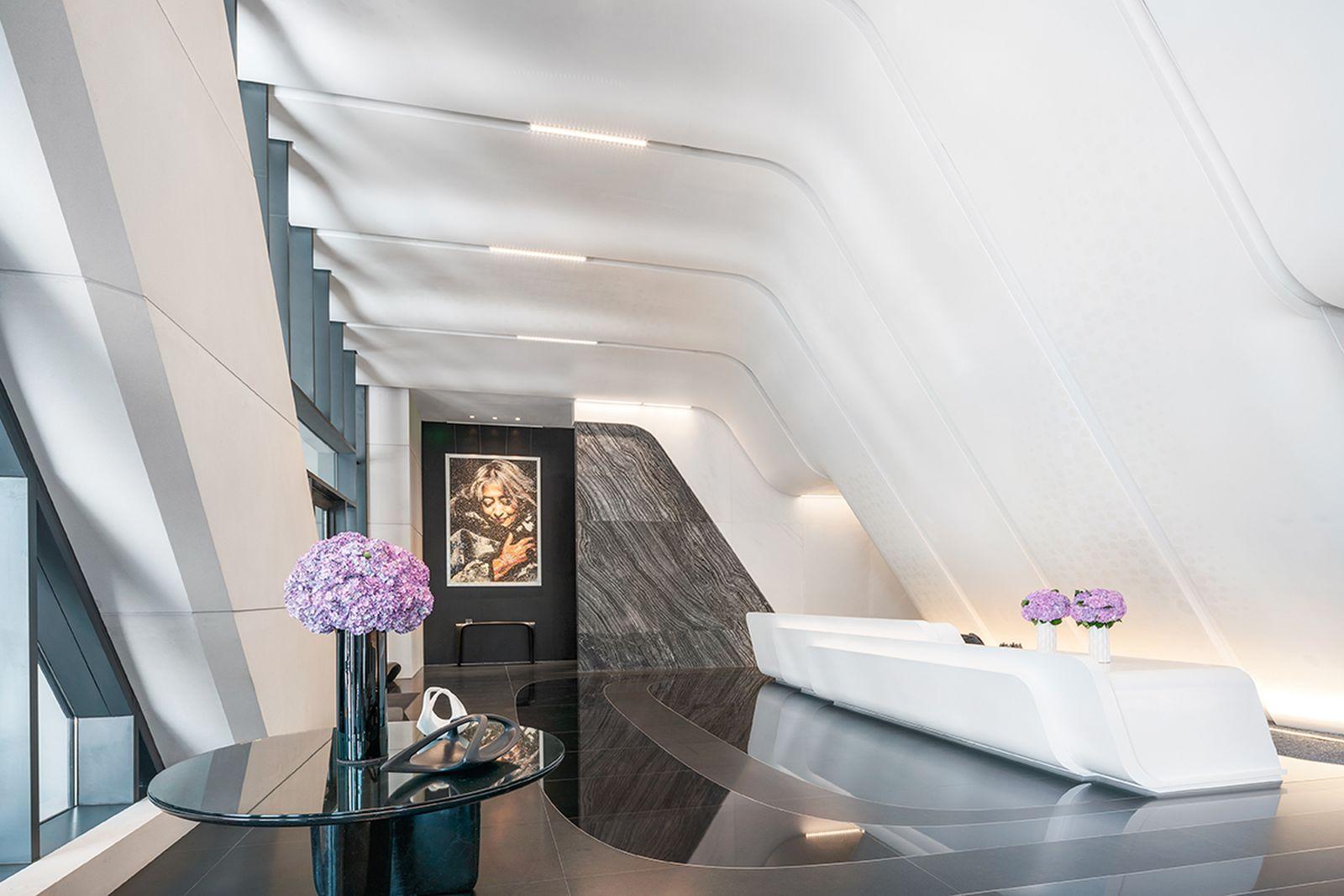 David Beckham Miami condo One Thousand Museum