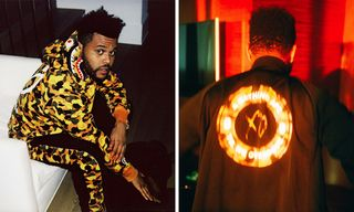 The Weeknd & BAPE  Debut Summer Capsule Collection