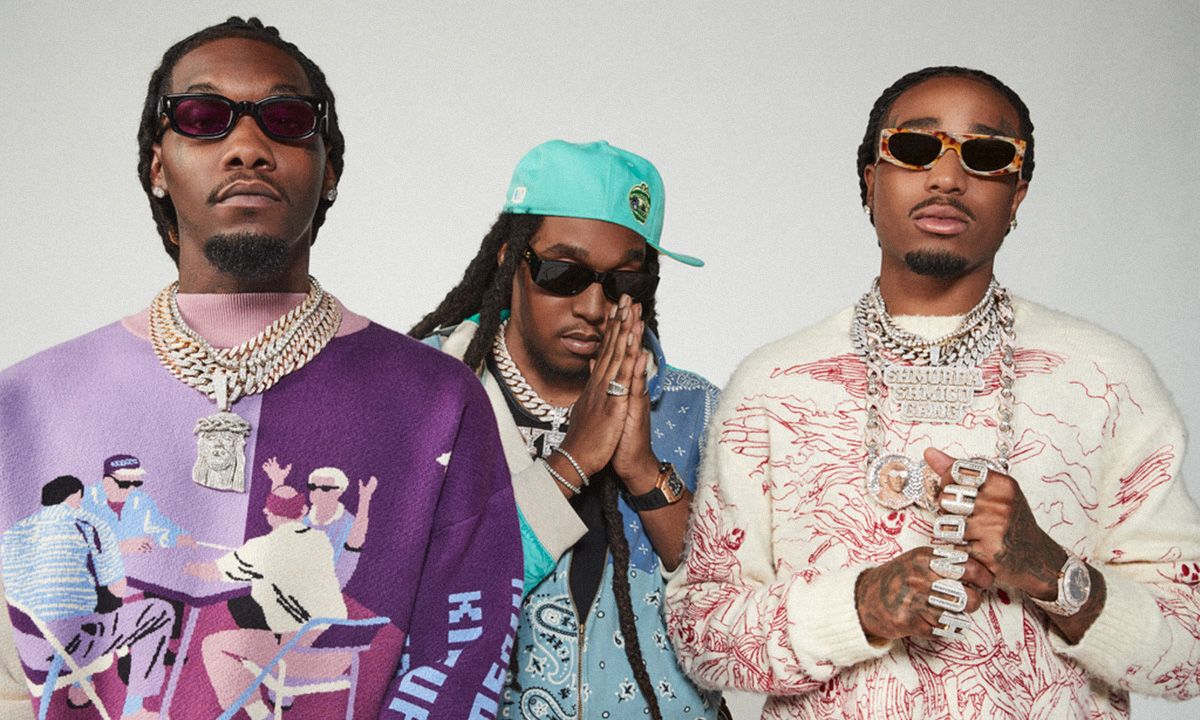 Migos Give Us a Master Class in Hip-Hop Jewelry