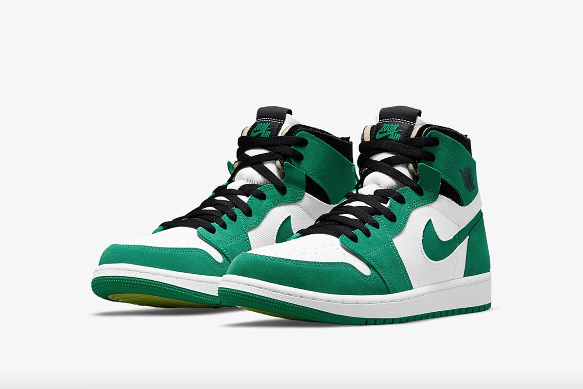 The Air Jordan 1 Is Going Green for Spring 3