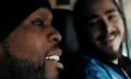 50 Cent Drops Previously Unseen Video Feat. a Face Tat-Free Post Malone