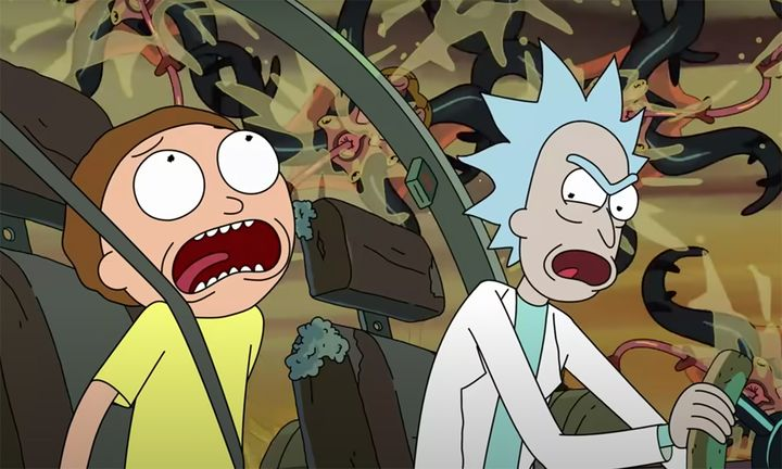 Rick And Morty Season 1 Episode 1 German
