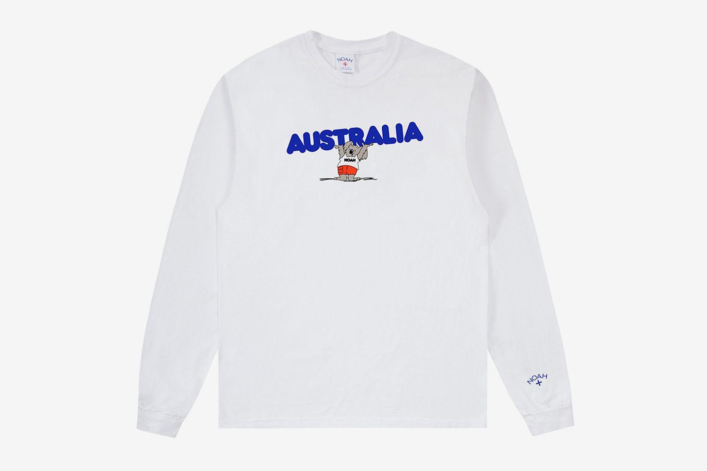 Australia Benefit Long Sleeve Tee