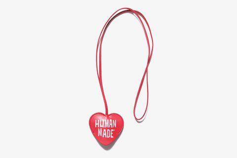 Keyring Leather Necklace
