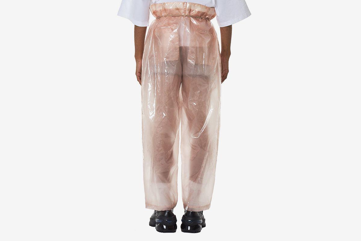 Transparent Trousers