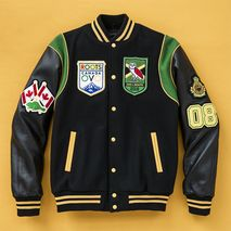 Roots & OVO Are Re-Releasing the Calgary Varsity Jacket