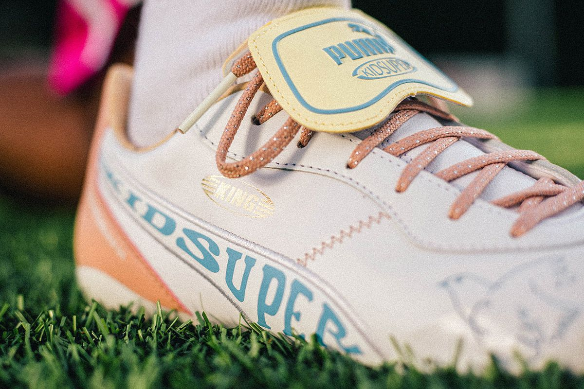 KidSuper's First-Ever PUMA Boot Is Fit for a King 20