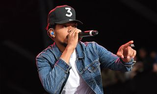 """Why Does Chance the Rapper Always Wear That """"3"""" Hat?"""