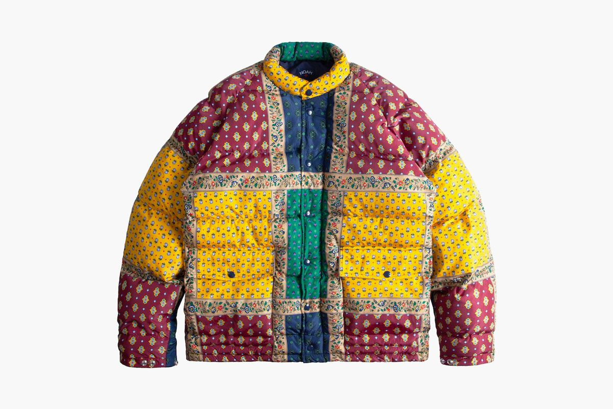 NOAH's Dropping a Killer Puffer Made of Recycled Materials