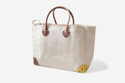 Canvas Rain Smile Bag