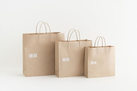 best authentic b7929 5d735 Uniqlo Is Launching Reusable Bags to Reduce Plastic Usage