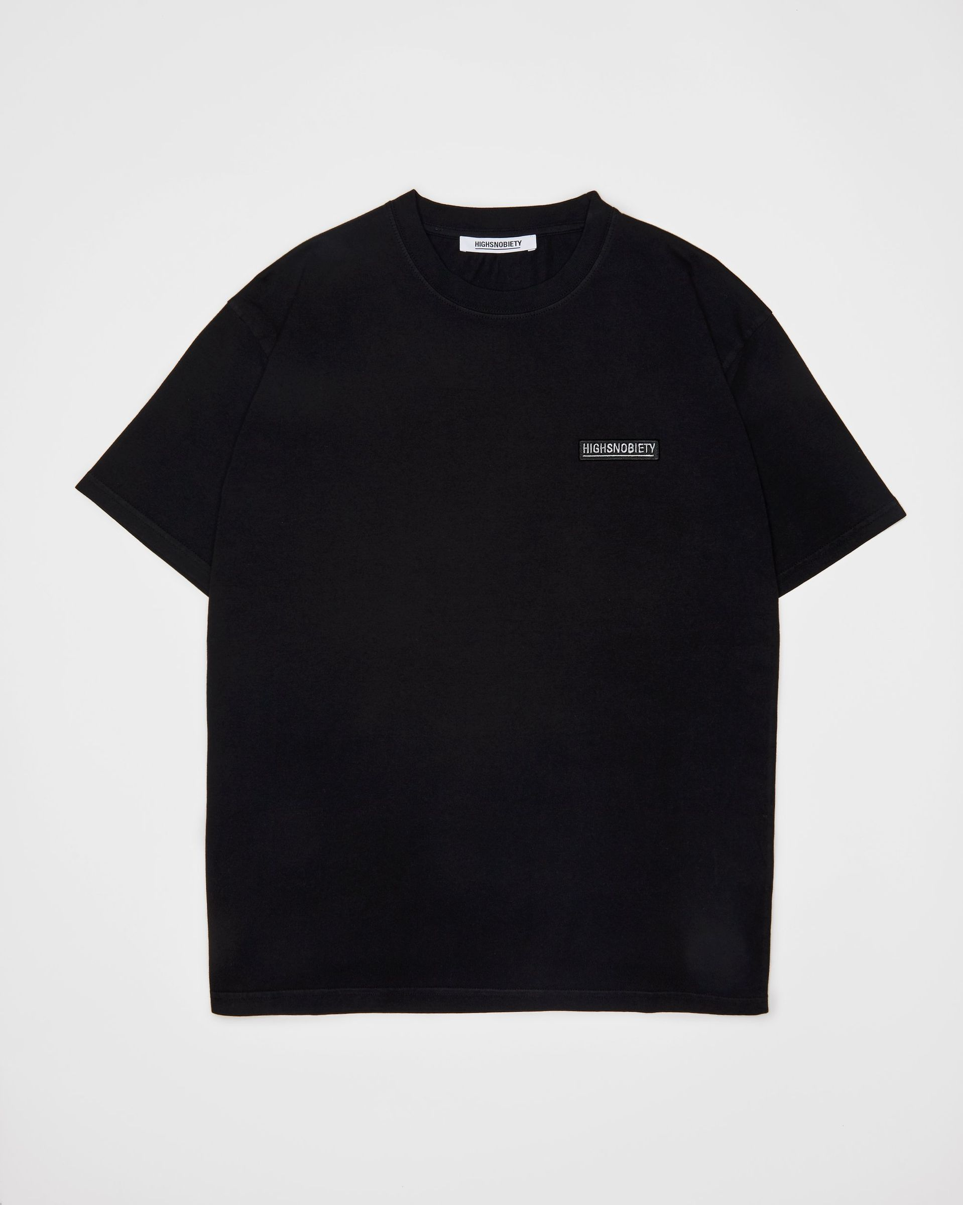 Highsnobiety Staples - T-Shirt Black - Image 1