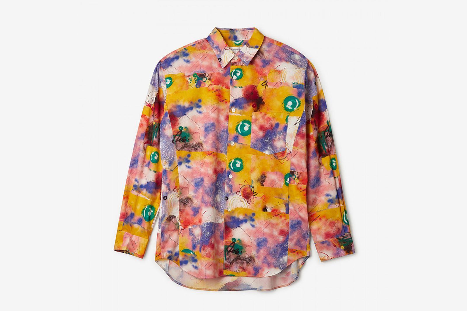 Futura x COMME des GARÇONS SHIRT shirt