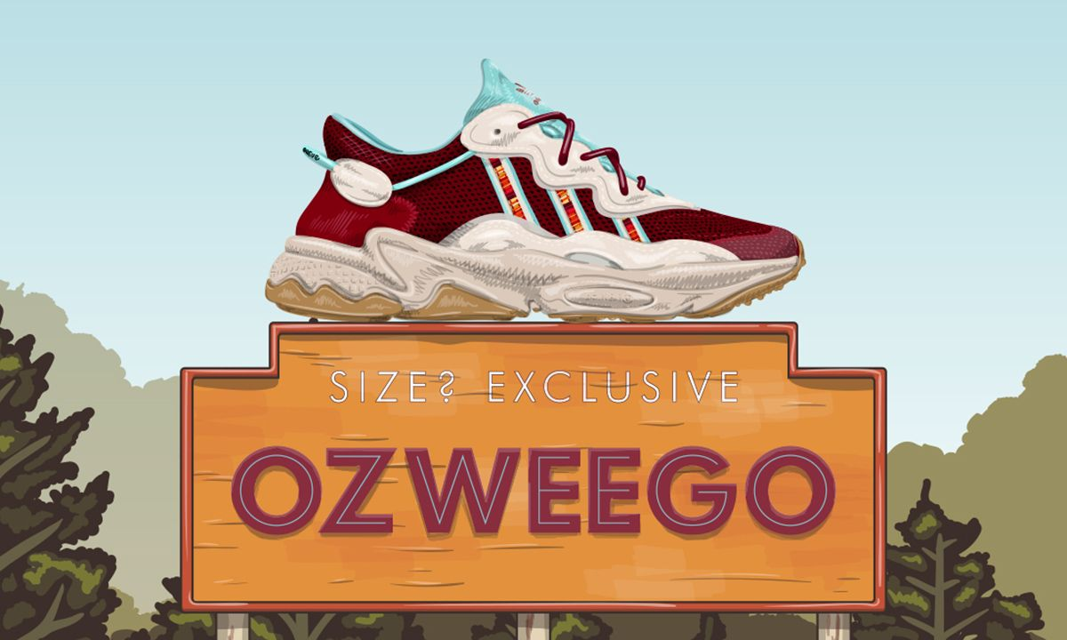 size? Exclusive adidas Ozweego: Official Release Information