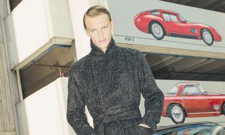Maserati Celebrates 100 Years in Bergdorf Goodman Magazine's September Issue