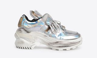 The Retro Fit Is Maison Margiela's Latest Chunkily On-Trend Sneaker