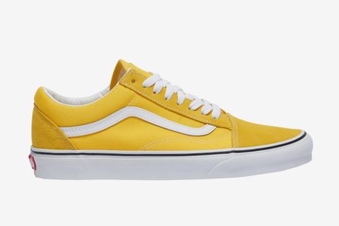 yellow vans old skool main Adidas Converse Nike