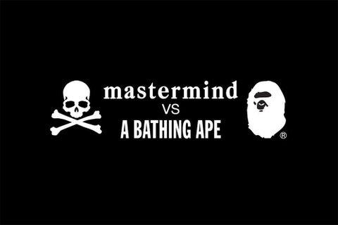 mastermind bape collaboration august 2018 A Bathing Ape