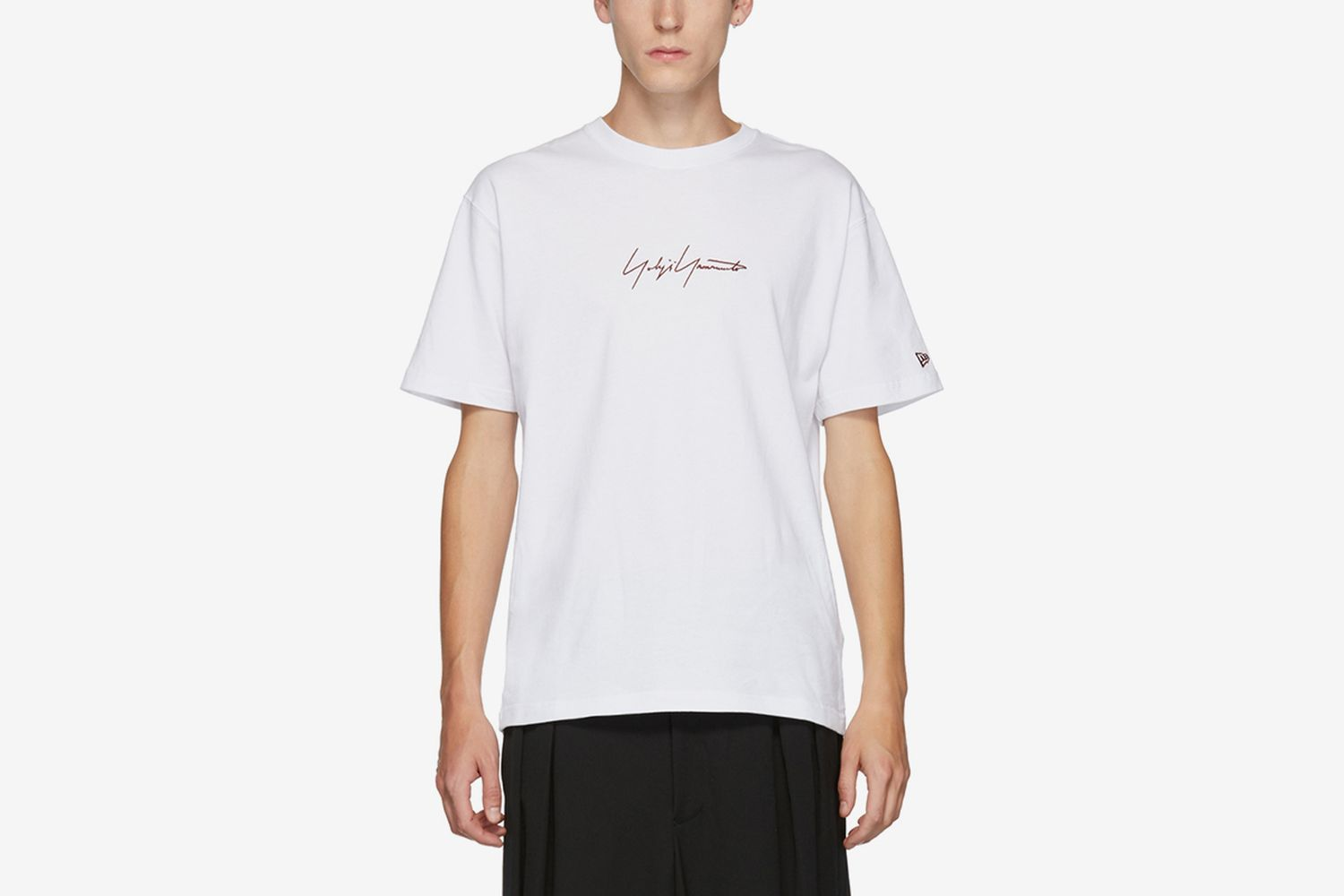 White New Era Edition Short Sleeve T-Shirt