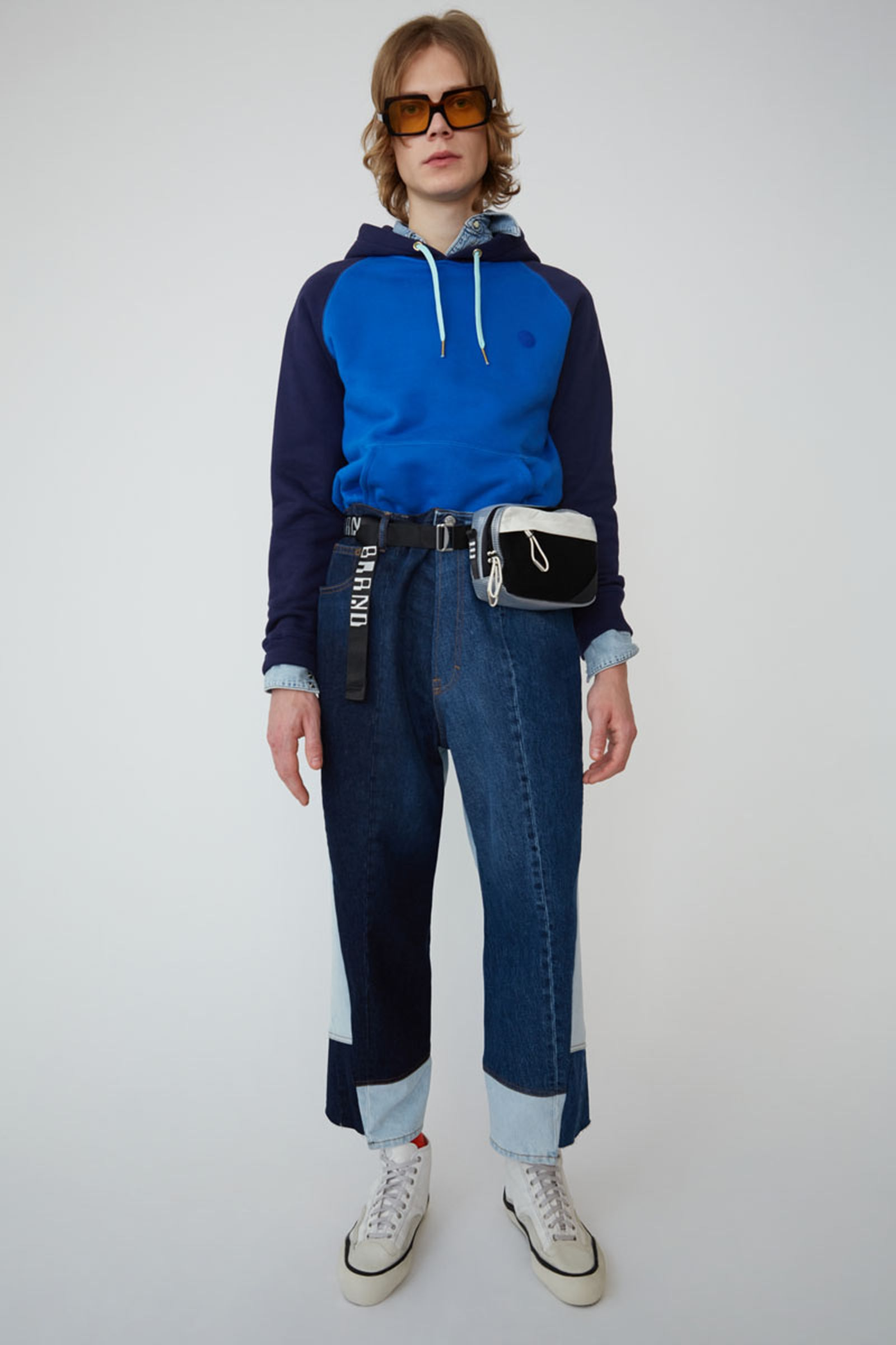 21acne studios ss19 denim collection