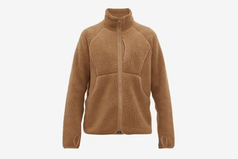 Zip-Through Technical-Fleece Jacket