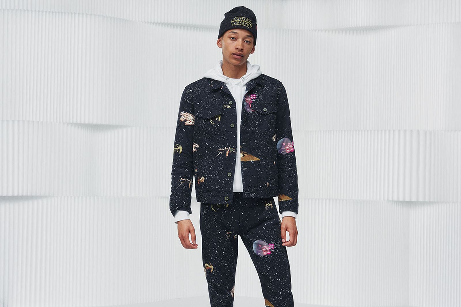 Levi's Star Wars collection