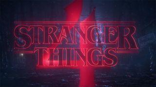 Stranger Things season four logo