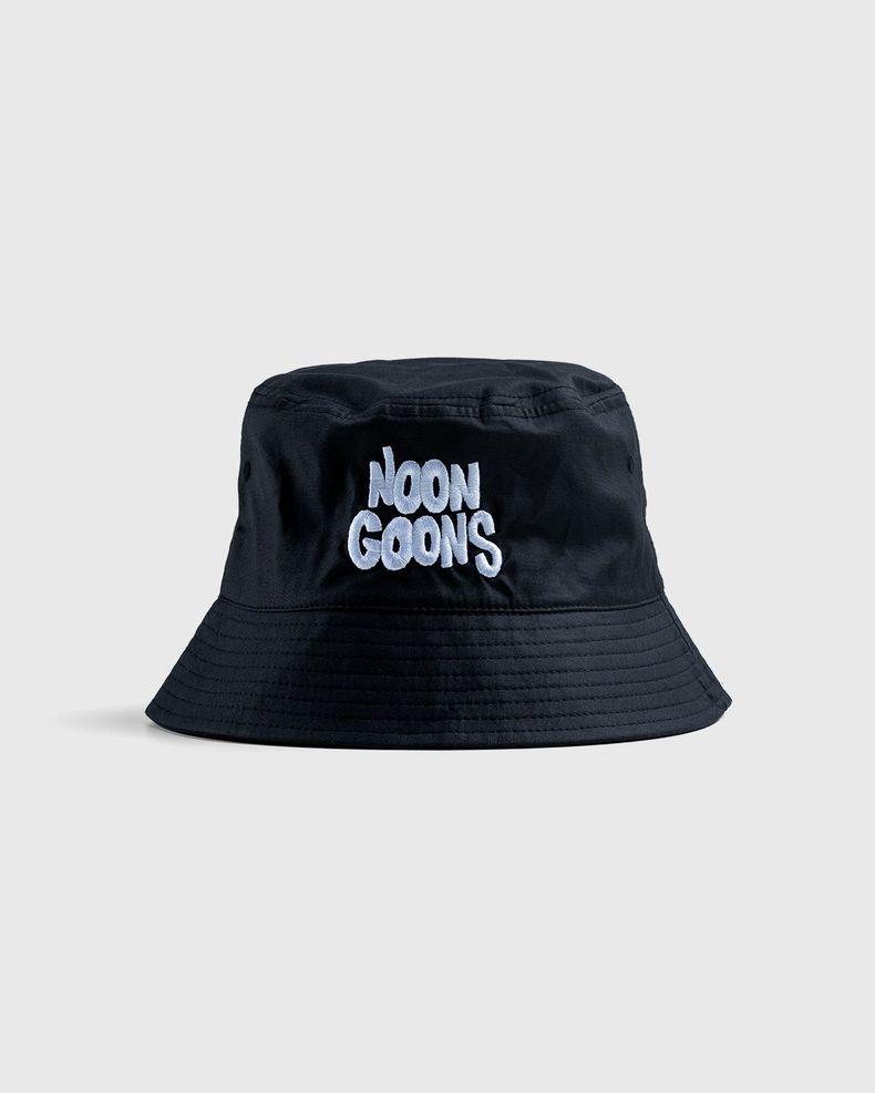 Noon Goons — Gonzo Bucket Hat Black