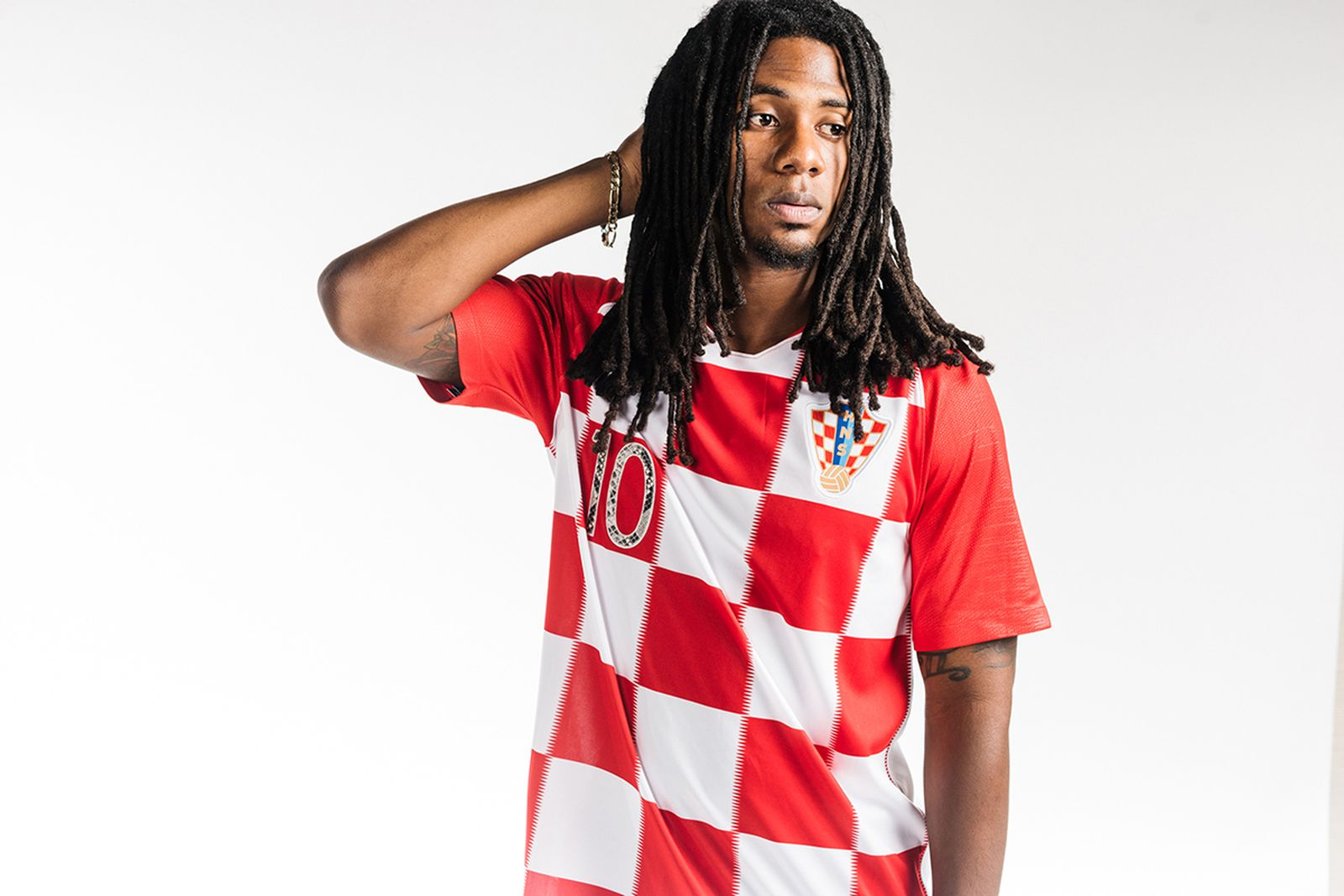 20180525 custom shirts Sacha Custom Shirts 2018 FIFA World Cup Renzo Cardoni World Soccer Shop