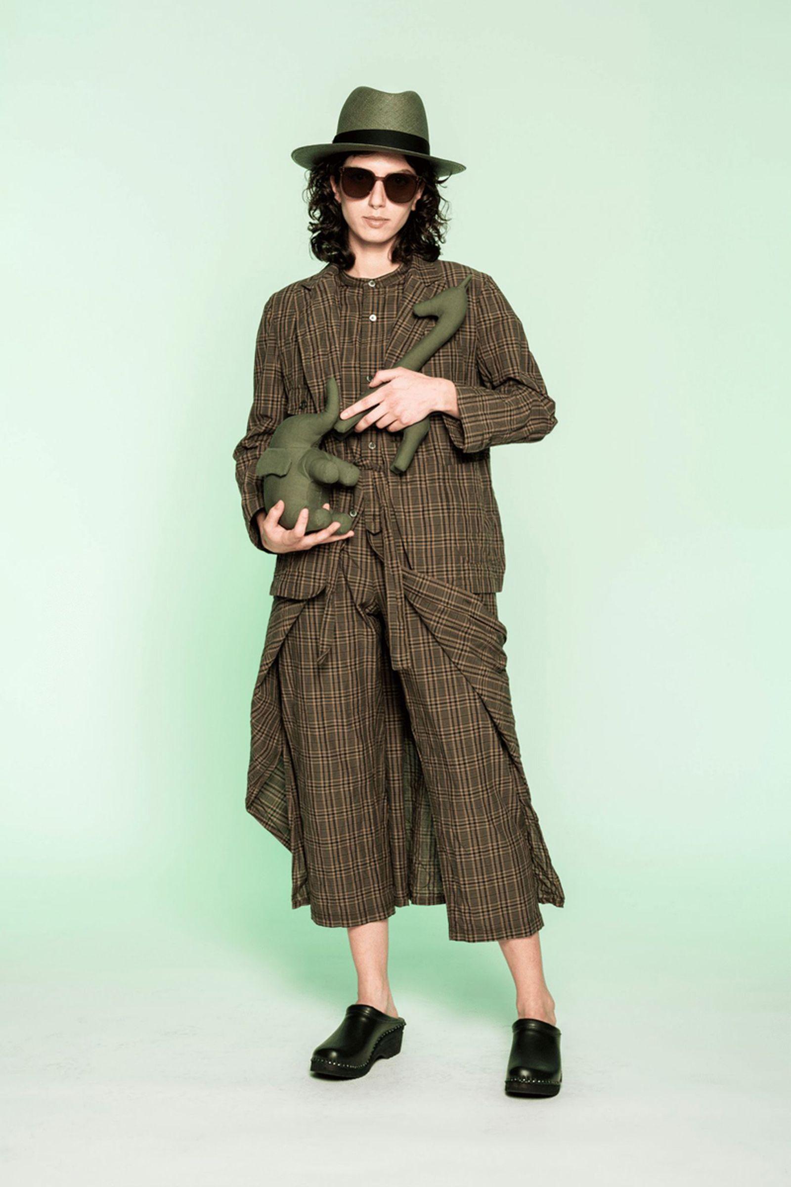 engineered garments spring summer 2022 collection lookbook (38)