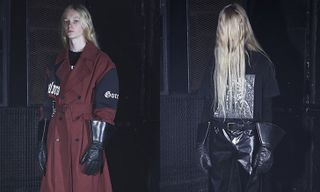 SAMIZDAT by Yang Li Draws on Gothic Influences for FW19 Menswear Collection