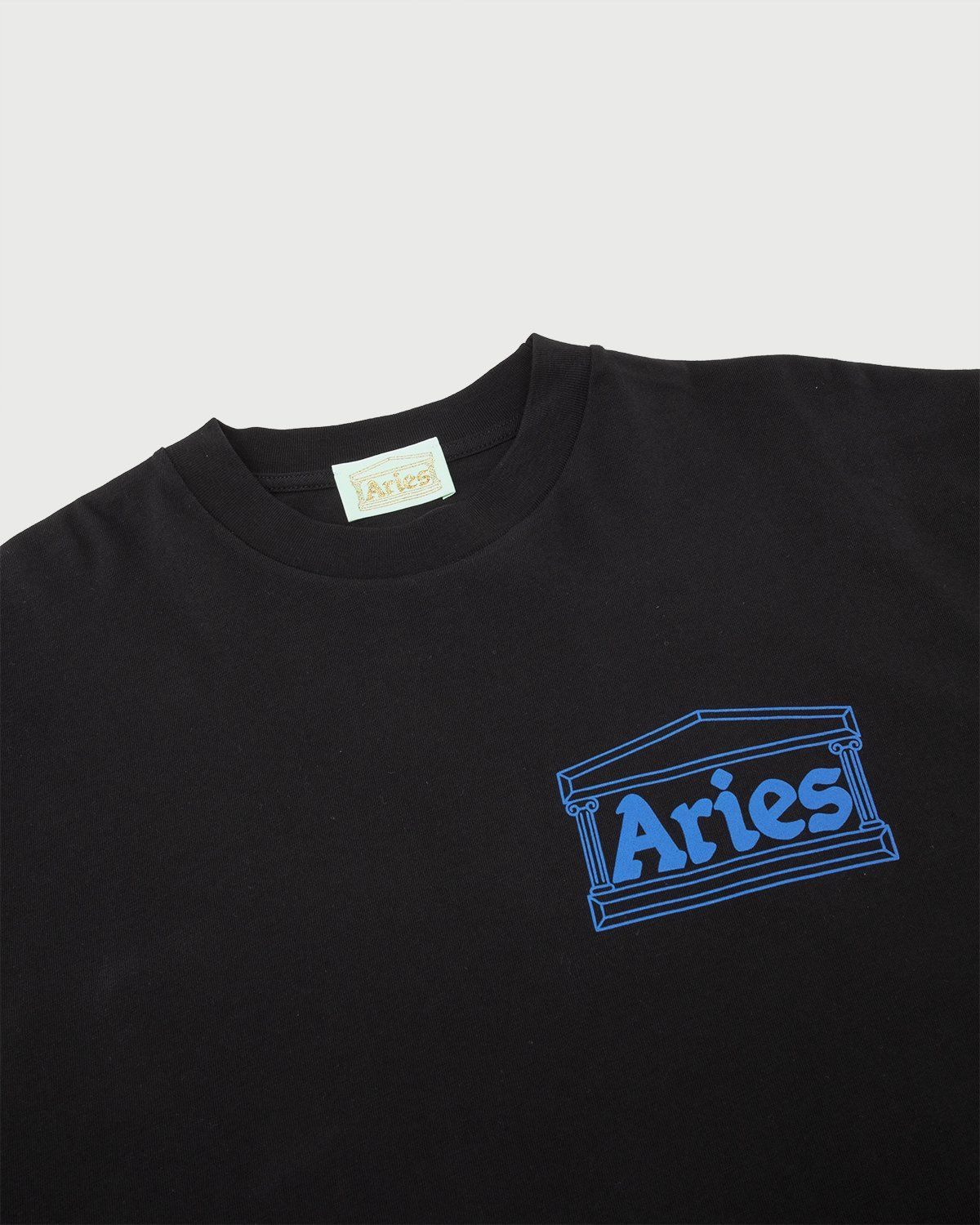 Aries - Temple Tee Black - Image 2
