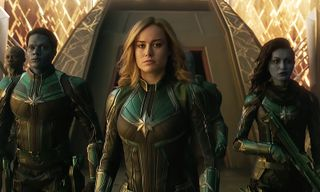 Watch Brie Larson Fire Off Photon Blasts in Latest 'Captain Marvel' Trailer